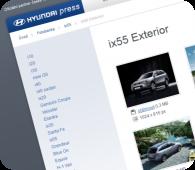 Hyundai Press