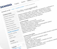 Skanska Facilities Management CZ