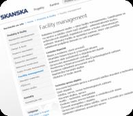 Skanska Facilities Management CZ
