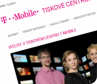 Nový T-Mobile t-press