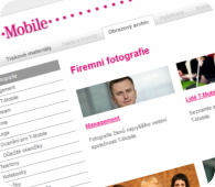 T-Mobile Czech Republic Press Centre