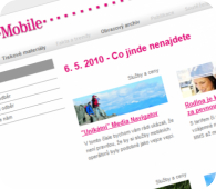 T-Mobile newsletter Media Navigator
