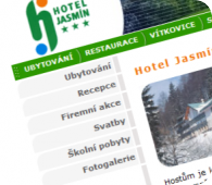 Hotel Jasmin*** Vitkovice in Giant Mountains