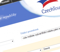 Monitoring Czech Tourism