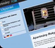 Apartmány v Čechách